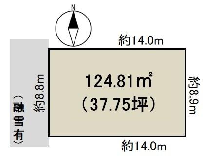 間取図・土地図